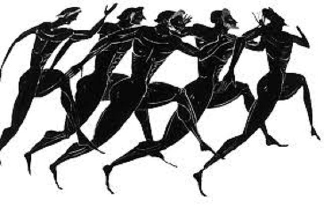 El Origen De Los Juegos Olimpicos Antiguos
