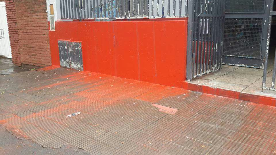 Votó Massa en Tigre: