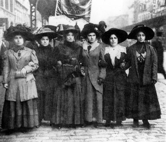 Cuando Las Obreras Textiles Tomaron El Cielo Por Asalto