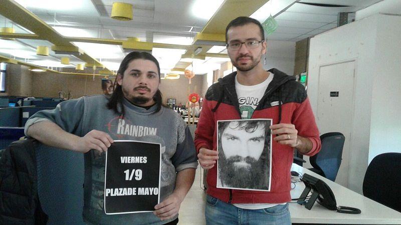 Polémica en Argentina por instructivo para hablar en escuelas sobre Santiago Maldonado