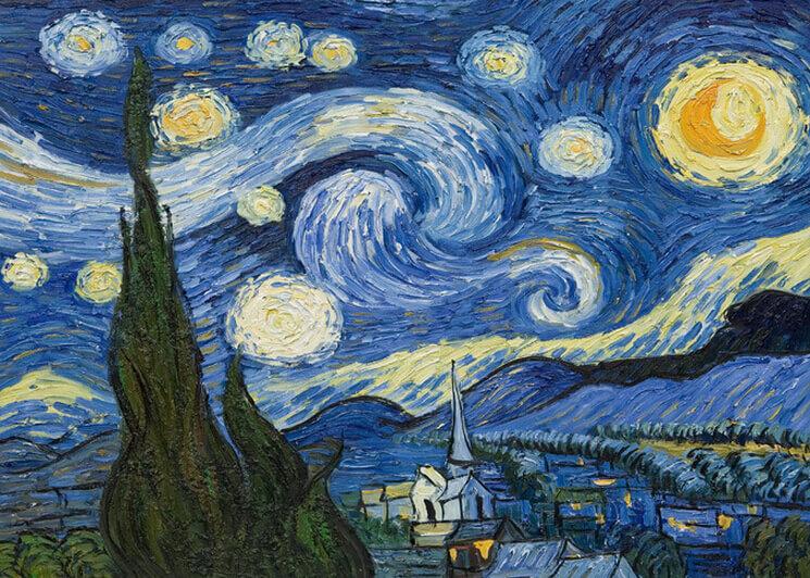"""Van Gogh: """"Soy artista hasta la médula de los huesos"""""""