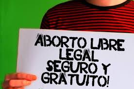 Estudiantes llaman a organizarse por el derecho al aborto legal, seguro y gratuito este 8 de marzo