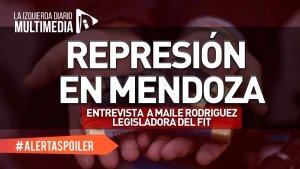 Mendoza: la saña policial y del Gobierno radical contra municipales que ganan $10.000