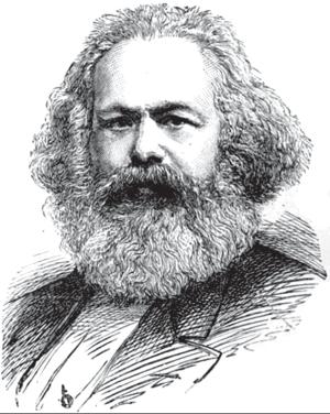 A propósito del 201° aniversario del natalicio de Marx