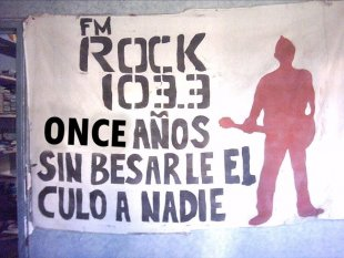 FM Rock: 11 años de radio solidaria en Zárate
