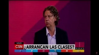 Paritarias docentes Christian Castillo en C5N - YouTube