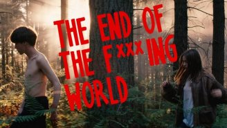 The end of the f***ing world: una comedia oscura para un mundo oscuro