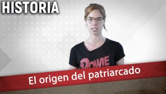 El origen del patriarcado - YouTube