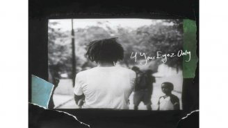 Nuevo disco de J Cole: 4 Your Eyez Only