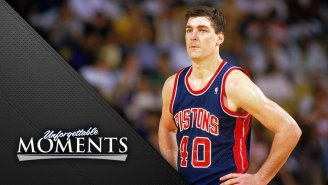 Bill Laimbeer, ¿el anti- Básquet…?