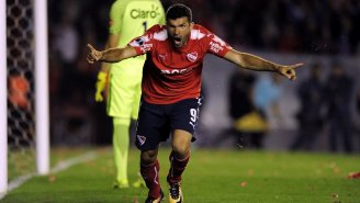Independiente en la final de la Copa Sudamericana
