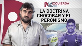 "Facundo Ferreyra - La ""Doctrina Chocobar"" también es peronista - YouTube"