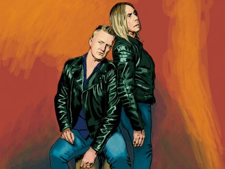 Iggy Pop y Josh Homme lanzan Post Pop Depression