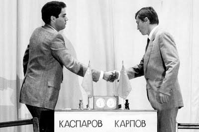 Perestroika en el reino del ajedrez - Segunda parte
