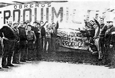 Causa de los Trabajadores del Cordón Industrial