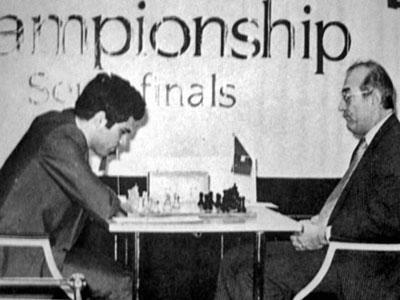 La burocracia dirigiendo al ajedrez - Segunda parte