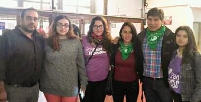Natalia Morales: queremos que se debata en las escuelas y terciarios de Jujuy el aborto legal