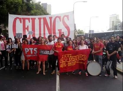 Centro de Estudiantes UNGS: La izquierda junto a independientes forma frente para enfrentar el ajuste