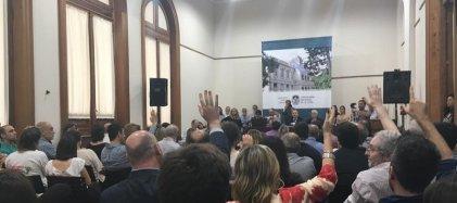 UNLP: la Franja Morada y el Peronismo aprueban un Presupuesto 2019 a medida del FMI