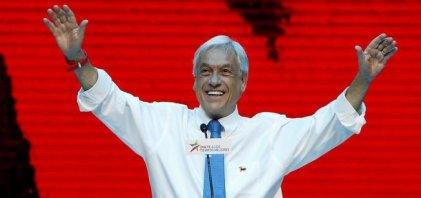 Ganó Piñera: la derecha vuelve a La Moneda en Chile