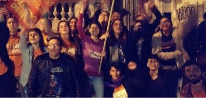 La Plata: la izquierda ganó el Centro de Estudiantes del ISFDyT 9 nuevamente
