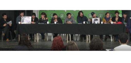 Undav: conferencia sobre violencia institucional luego de la represión en movilización por Maldonado