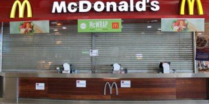 McDonald's y Burger King pagaron menos de la mitad de los salarios