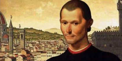 Maquiavelo: la pasión realista