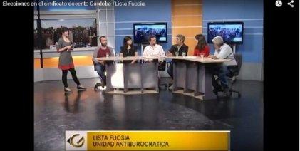 Giro a la Izquierda: la lista FUCSIA de UEPC presenta sus propuestas