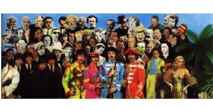 Los Beatles: Sgt. Pepper y la historia de la portada
