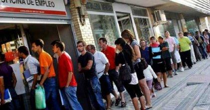 Según el BCE el desempleo en Europa es del 15%