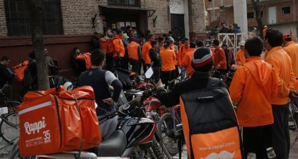 Persecución sindical: Rappi despidió a la Comisión Directiva del sindicato APP