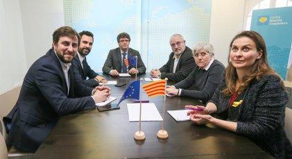 Cerco político y judicial sobre Catalunya a una semana del intento de investidura