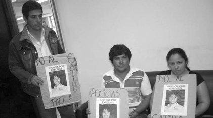 Gatillo fácil: 8 años del asesinato de Exequiel Riquelme