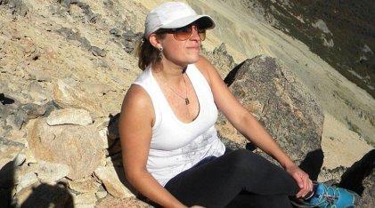 Otro femicidio: Valeria Coppa fue asesinada de un disparo frente a la Catedral de Bariloche