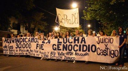 Organismos de DDHH de Neuquén y Río Negro convocan a marchar en rechazo a la intervención de las FF.AA en seguridad interior
