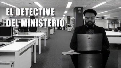 [Sketch] El detective del Ministerio de Educación porteño