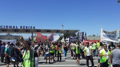 Triunfo de los trabajadores aeronáuticos de GPS mientras continúa la pelea por paritarias