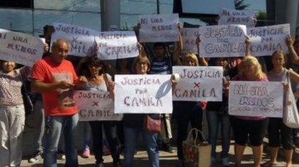 José C. Paz: exigen justicia y esclarecimiento por Camila Cerbino