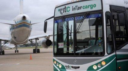 Trabajadores aeronáuticos contra los ataques en Intercargo