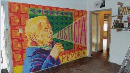 La Biblioteca Julio López abrió sus puertas en el Espacio Luciano Arruga