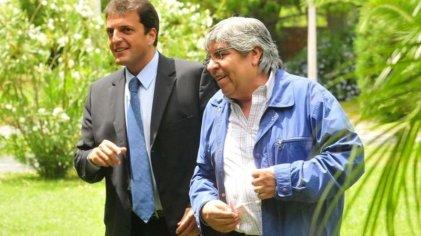 Rosca electoral: Massa suma al partido de Moyano, la UTA y La Fraternidad