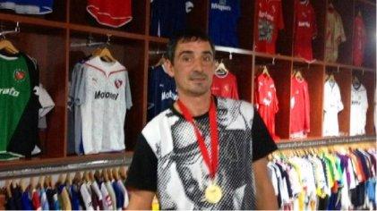 Bebote Álvarez, jefe de la barra de Independiente, con pedido de captura internacional