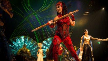 Amaluna, el Cirque del Soleil en Buenos Aires