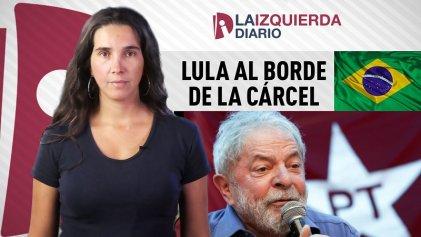 [VIDEO] Brasil: Lula al borde de la cárcel
