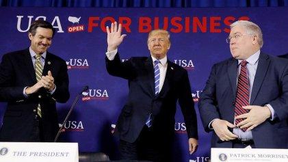 Bajo el gobierno de Trump la balanza comercial de EE. UU. no mejora