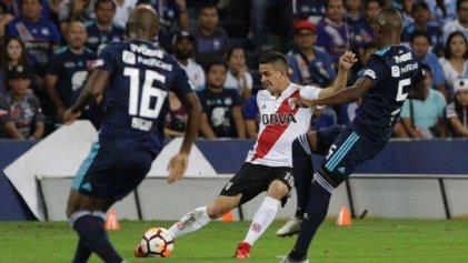 Copa Libertadores: Racing marca el camino y River saca chapa en Ecuador