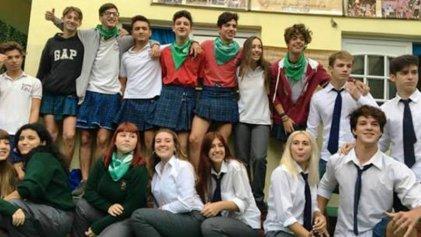 Pollerazo en escuela de José Mármol: hablan protagonistas