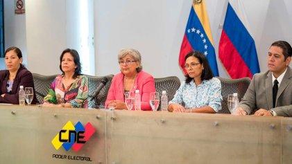 Venezuela: claves de unas elecciones anticipadas bajo fuerte tensión política