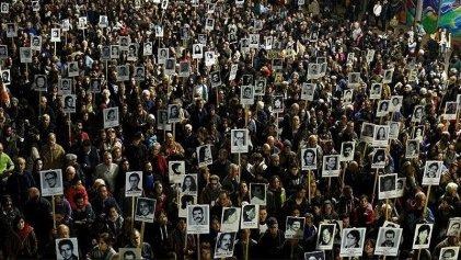 Masiva marcha contra la impunidad
